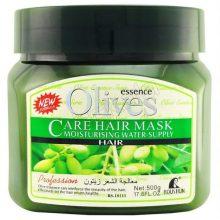 ماسک مو اسنس مدل Olives مناسب موهای دکلره شده, آسیب دیده و خشک