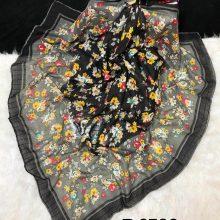 روسری نخی بسیار سبک و زیبا